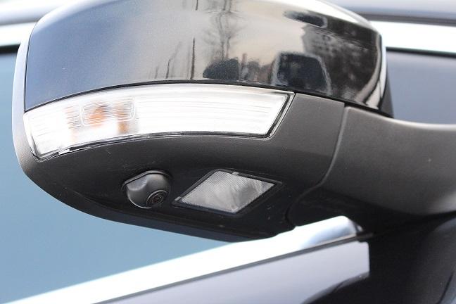 Видеокамера бокового обзора Ksize CAM-9 на Ford Mondeo 2012 в магазине автозвука и аксессуаров kSize.ru