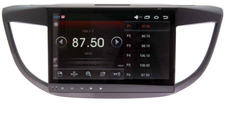 Интерфейс android штатных магнитол в магазине автозвука и аксессуаров kSize.ru