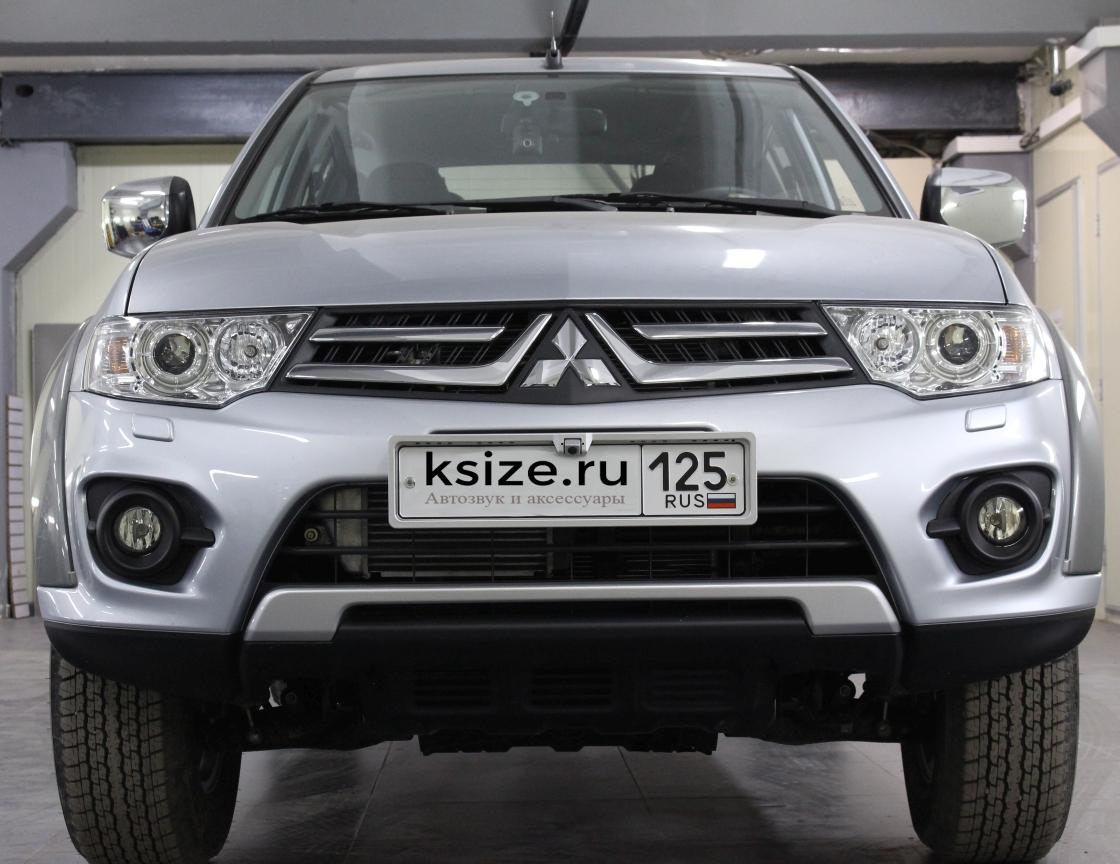 Mitsubishi L200 в магазине автозвука и аксессуаров kSize.ru